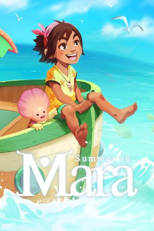 Summer in Mara cover