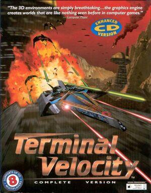 Terminal Velocity cover