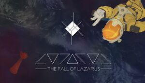 The Fall of Lazarus cover