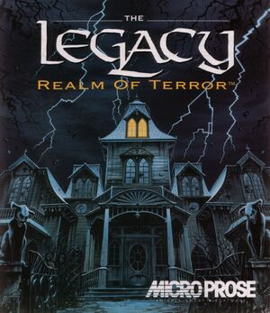 The Legacy: Realm of Terror cover