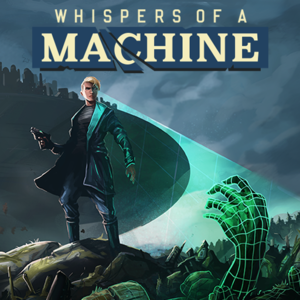 Whispers of a Machine cover