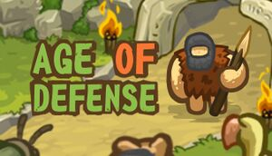 Age of Defense cover