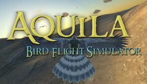 Aquila Bird Flight Simulator cover
