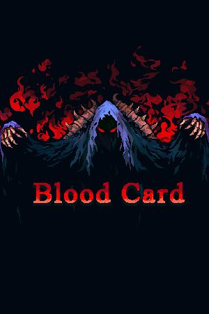 Blood Card cover