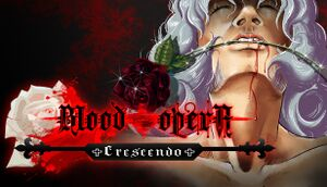 Blood Opera Crescendo cover