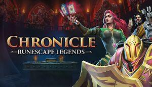 Chronicle: RuneScape Legends cover