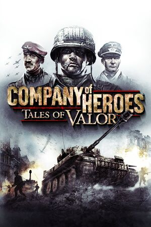 Company of Heroes: Tales of Valor cover
