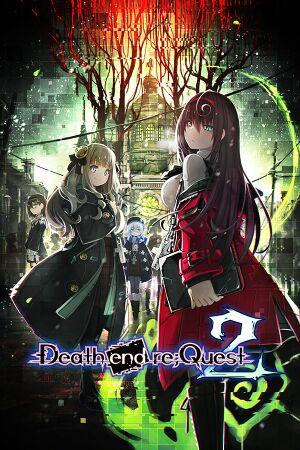 Death end re;Quest 2 cover