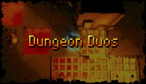 Dungeon Duos cover