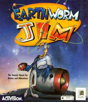 Earthworm Jim: Special Edition cover