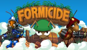 Formicide cover