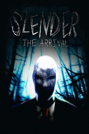 Slender: The Arrival cover