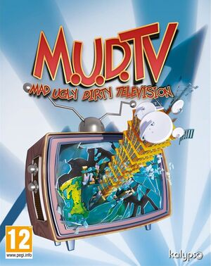 M.U.D. TV cover