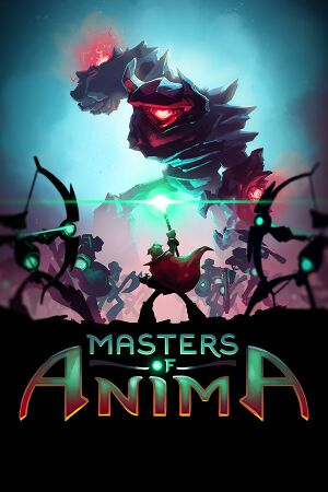 Masters of Anima cover