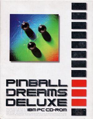 Pinball Dreams Deluxe cover