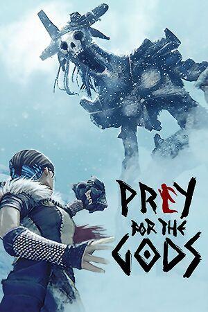 Praey for the Gods cover
