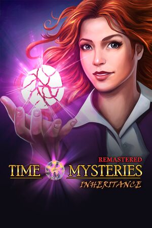 Time Mysteries: Inheritance - Remastered cover