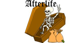 Afterlife 2 cover