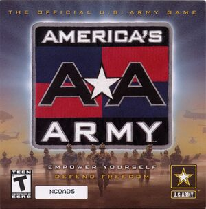 America's Army cover