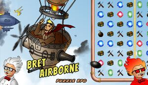Bret Airborne cover