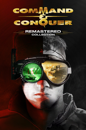 Command & ConquerRemastered Collection cover