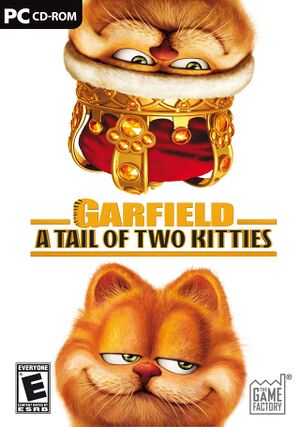 Garfield: A Tail of Two Kitties cover