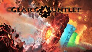 Gear Gauntlet cover