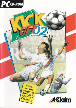 Kick Off 2002 cover