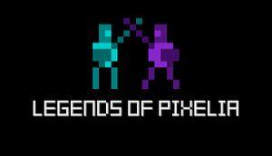 Legends of Pixelia cover