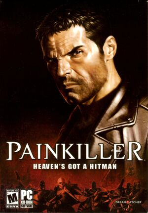 Painkiller cover