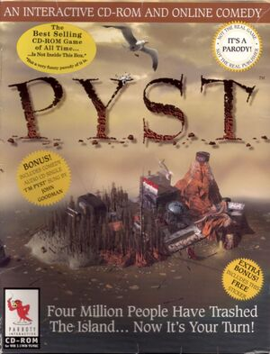 Pyst cover