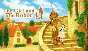 The Girl and the Robot cover