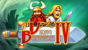 Viking Brothers 4 cover