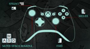 Default basic controls