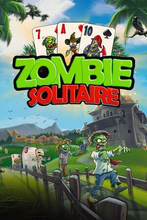 Zombie Solitaire cover