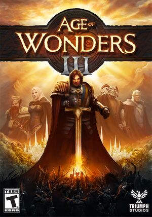 Age of Wonders III cover