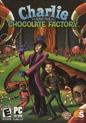 Charlie and the Chocolate Factory (2005) cover