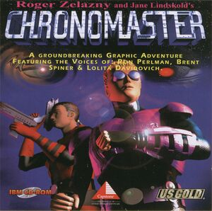 Chronomaster cover