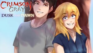 Crimson Gray: Dusk and Dawn cover