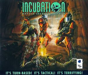 Incubation: Time Is Running Out cover