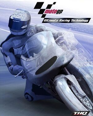 MotoGP: Ultimate Racing Technology cover