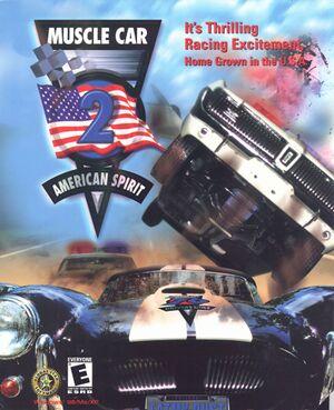 Muscle Car 2: American Spirit cover