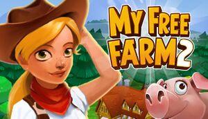 My Free Farm 2 cover