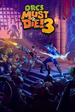 Orcs Must Die! 3 cover