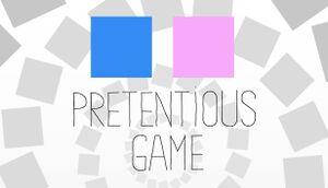 Pretentious Game cover