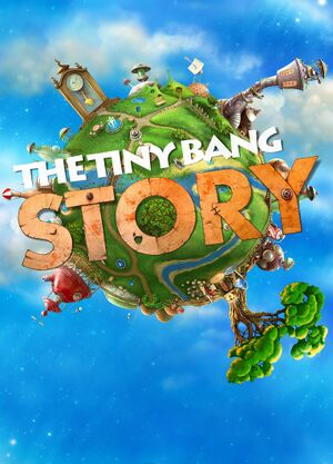 The Tiny Bang Story cover