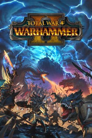 Total War: Warhammer II cover