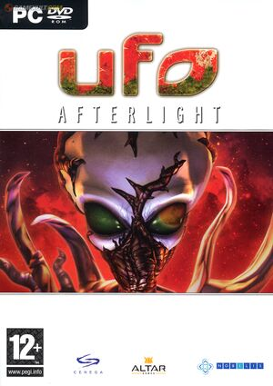 UFO: Afterlight cover