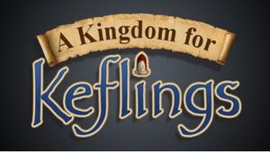 A Kingdom for Keflings cover