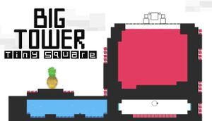 Big Tower Tiny Square cover